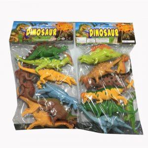 חיות – 2 סטים של דינוזאור