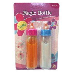צמד בקבוק מיץ / חלב בינוני – צעצוע