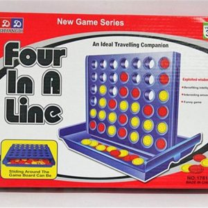 משחק קופסא 4 בשורה