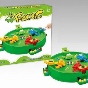 משחק קופסא – צפרדעים