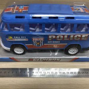 אוטובוס police פריקשיין