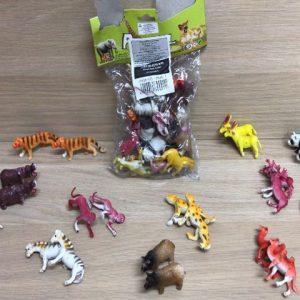 חיות מיני בר – זוגות 24 חלקים
