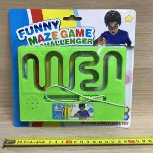 משחק – לוח מבוך בלוח