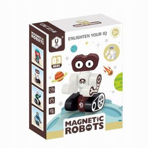 הרכבות מגנט – רובוט