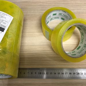 "מסקנטייפ 4.5 ס""מ רוחב – 80 מ' אורך"