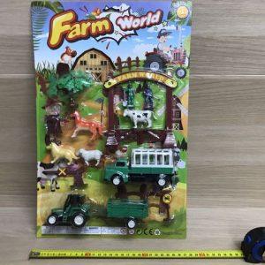 עולם החווה בלוח