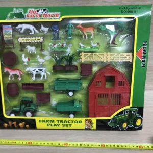 עולם החווה בקופסא