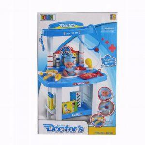 סט רופא + בובה – 24 חלקים